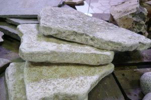 Baltas kvarcitas 2-4cm storio