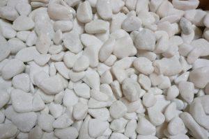 White Snow marmuras 1-3; 3-5cm